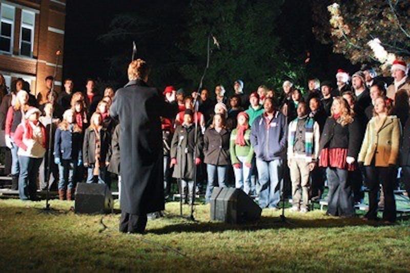Auburn's annual Holiday Celebration