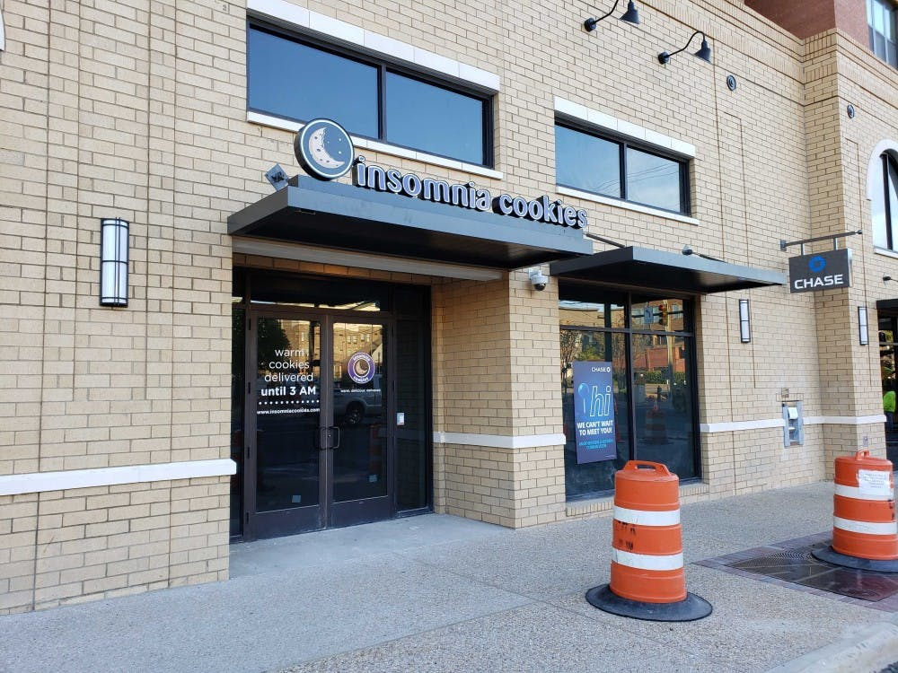 Insomnia Cookies opening in downtown Auburn