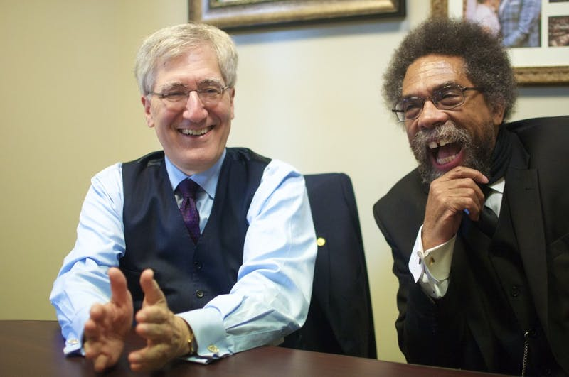 GALLERY: Critical Conversations with Cornel West and Robert P. George | 9.1.17