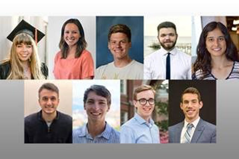 Several Auburn students and recent graduates were recently named NSF fellows.