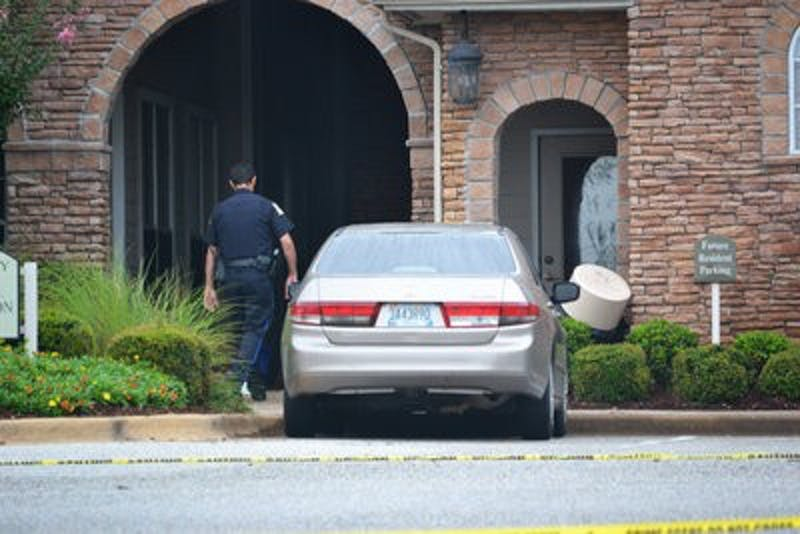 Auburn shooting at University Heights