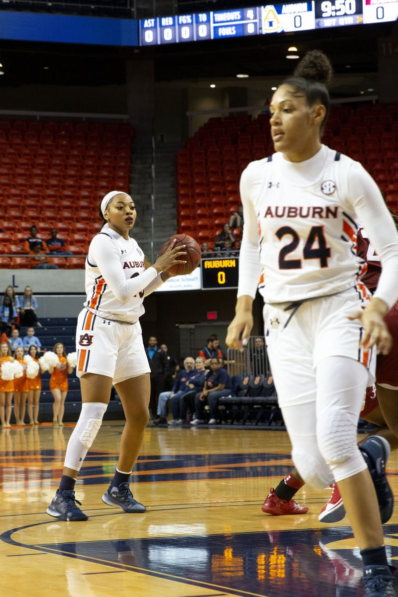 GALLERY: Auburn Women's Basketball v. Alabama | 1.12.20