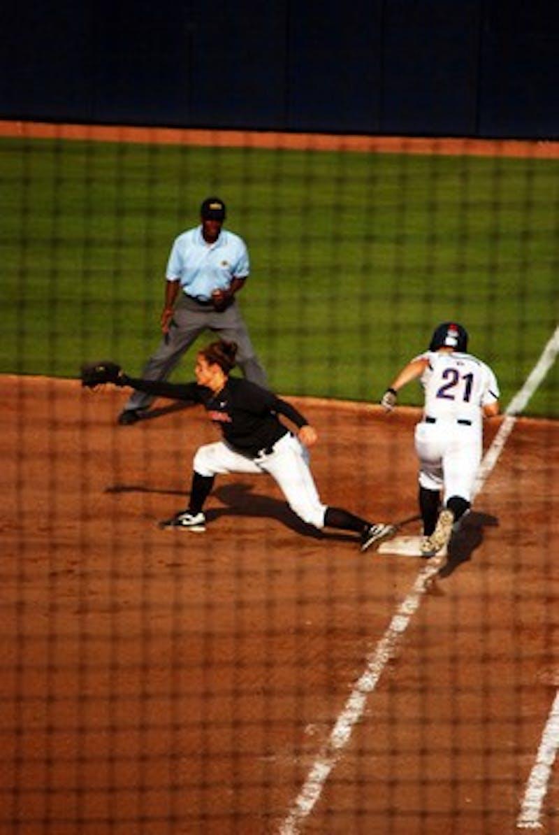 Women's Softball: Auburn vs. Georgia
