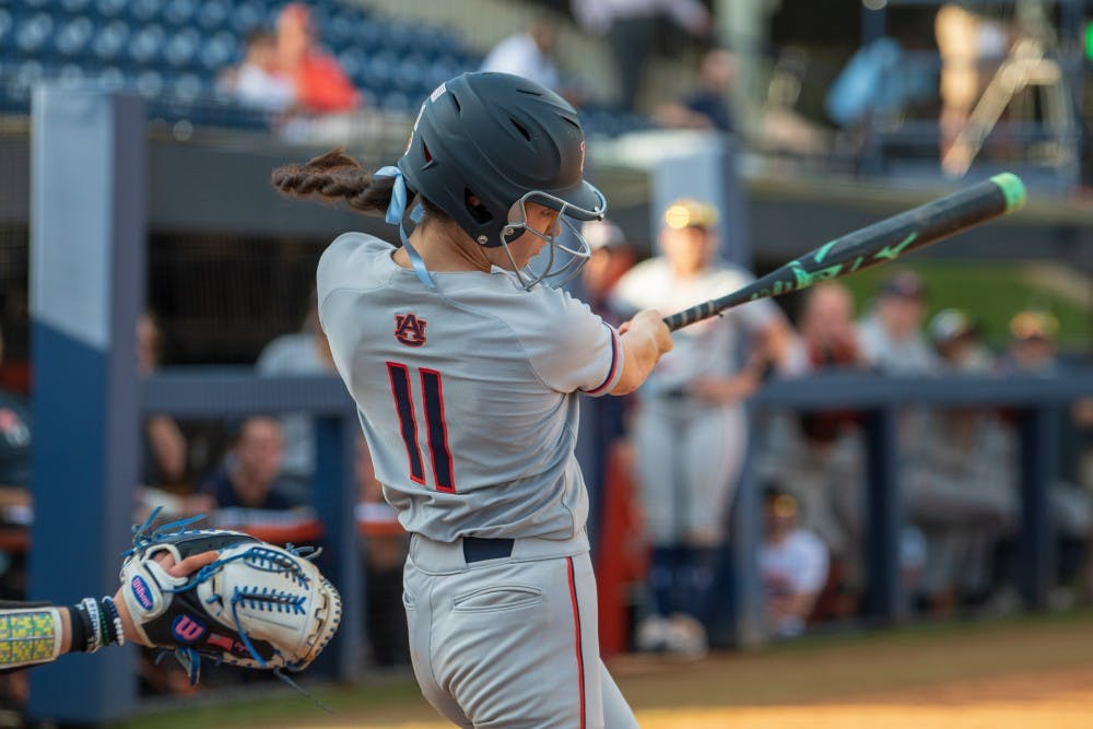 Early offense helps Auburn clinch SEC road series against Miss State