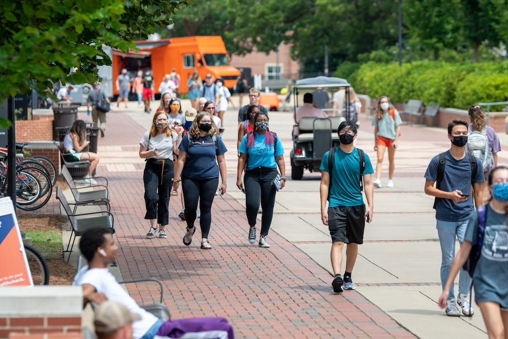 Auburn to require masks inside and outside on campus
