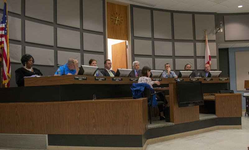 Auburn City Council holds its first meeting of the new year, Jan. 8, 2018.