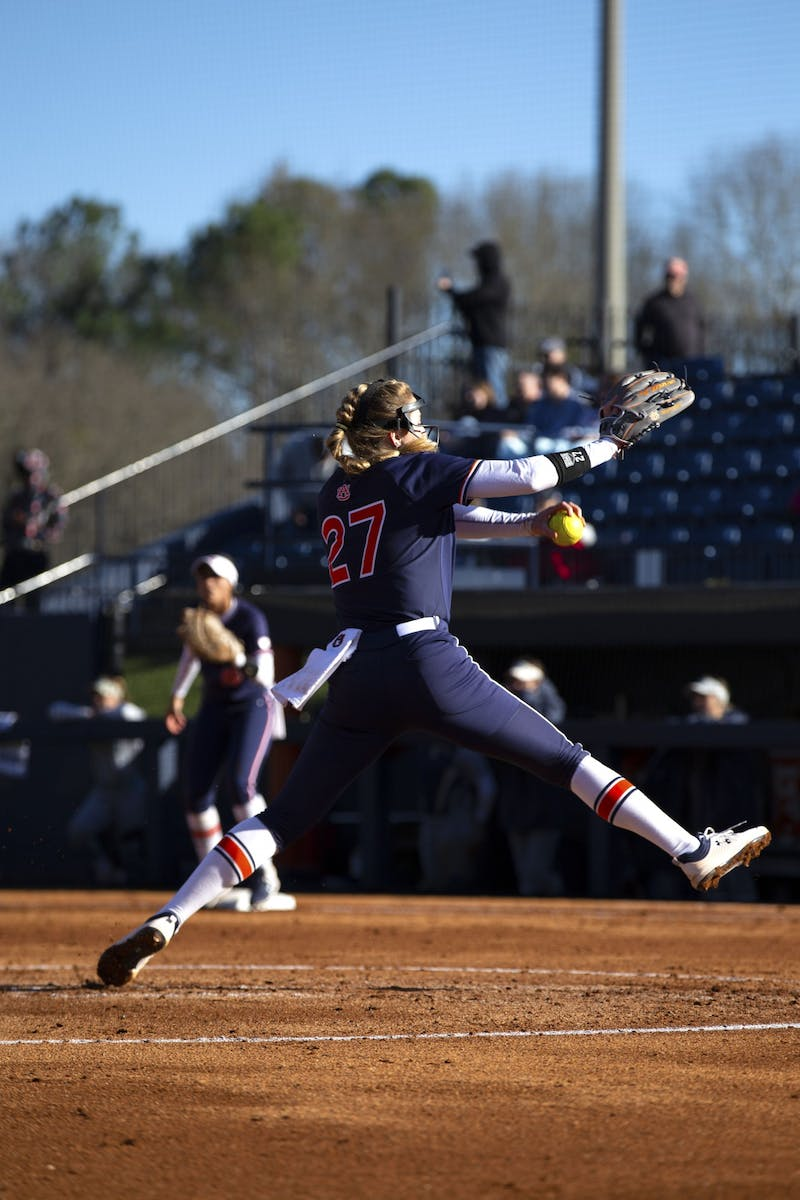 GALLERY: Auburn Softball vs. UNC-Wilmington | 2.14.20