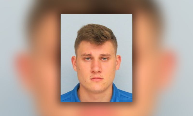Drew Michael McCormack, a 20-year-old Auburn junior, was arrested Wednesday and charged with first-degree rape and first-degree sodomy, police said.