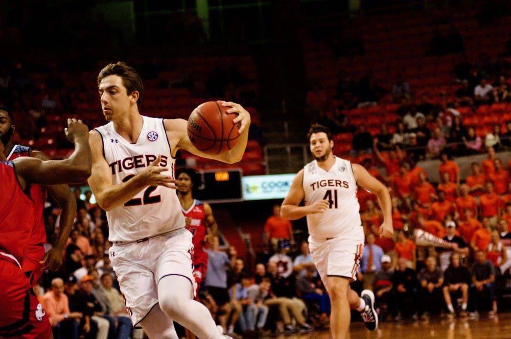 Auburn Basketball Walk Ons Cole Blackstock Will Macoy