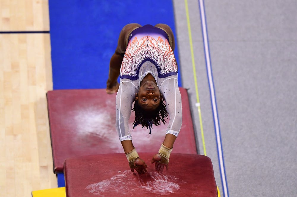 Auburn prepares for Iron Bowl of gymnastics