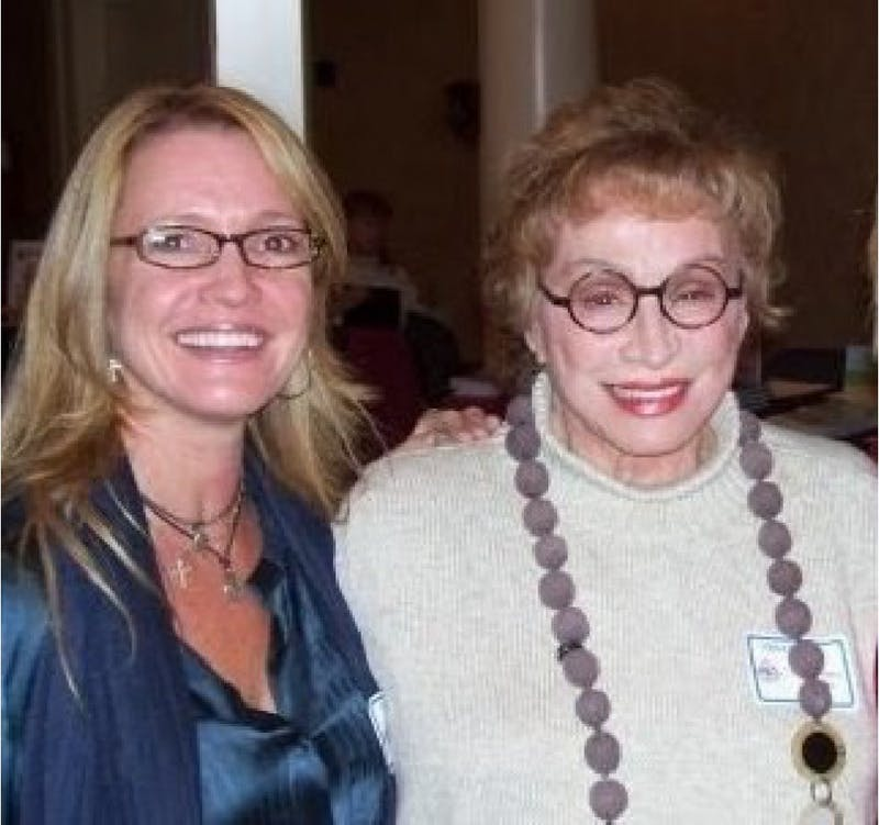 Patti Callahan Henry (left) and Anne Rivers Siddons (right).
