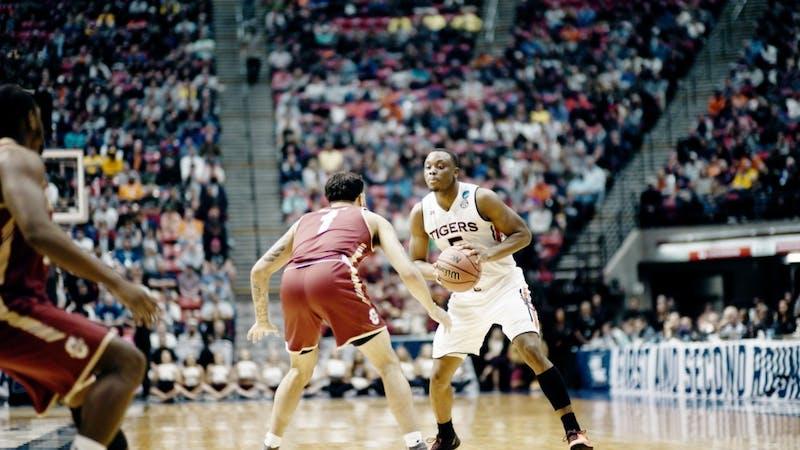 GALLERY: Auburn Men's Basketball vs. Charleston