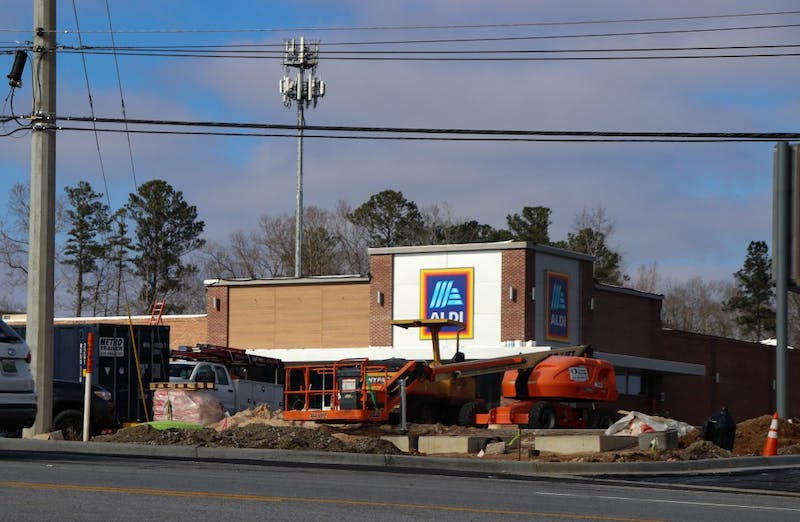 Aldi's planning to open in Tiger Town in Opelika, Ala.