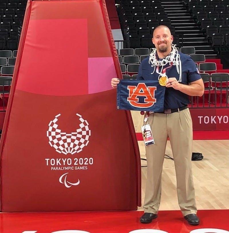 Contributed by Auburn wheelchair basketball team