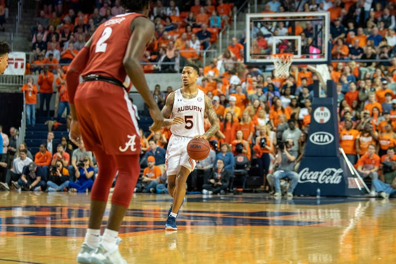 GALLERY: Auburn Men's Basketball vs. Alabama | 2.12.20