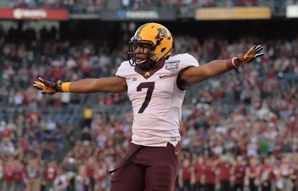 Former Minnesota safety Kendarian Handy-Holly to transfer to Auburn