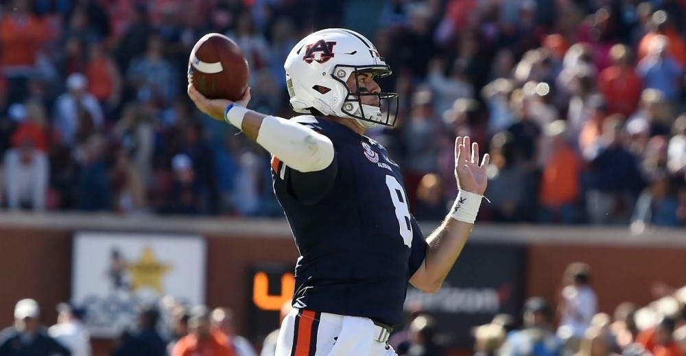 Wesley's Tale of the Tape: Jarrett Stidham catches fire in crunch time