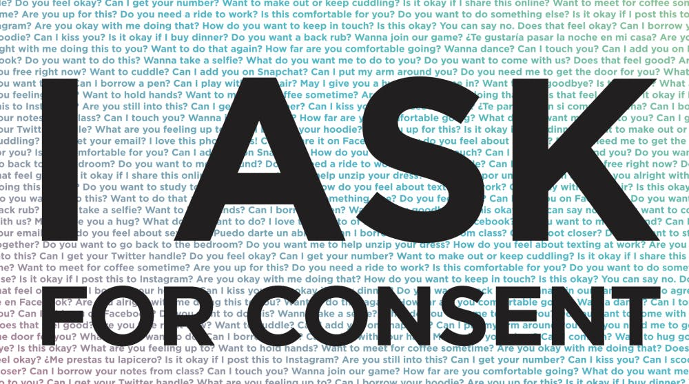 EDITORIAL | 'I ask': April brings awareness to sexual assault