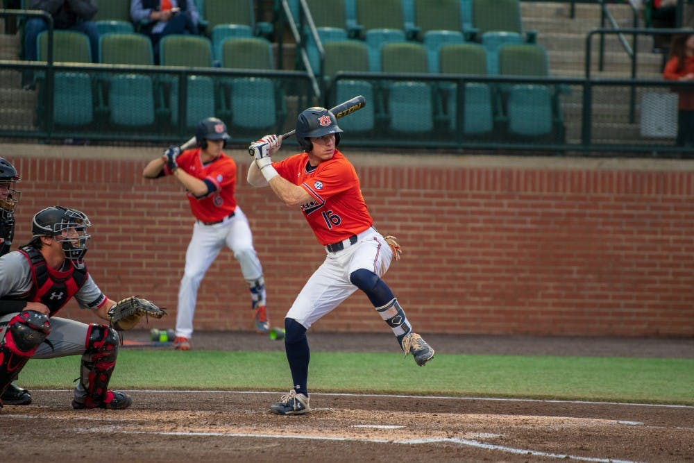 Auburn evens the series with a 7-0 shut out over Texas A&M