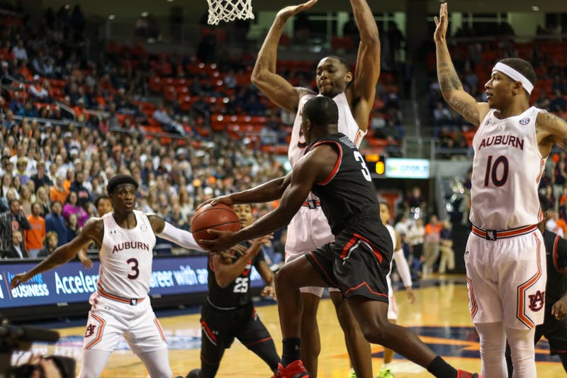 Auburn Mens Basketball wins their game against CSUN on Friday, Nov. 15, 2019, in Auburn, Ala.