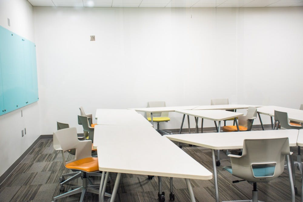 A look inside the technology used in classrooms across campus