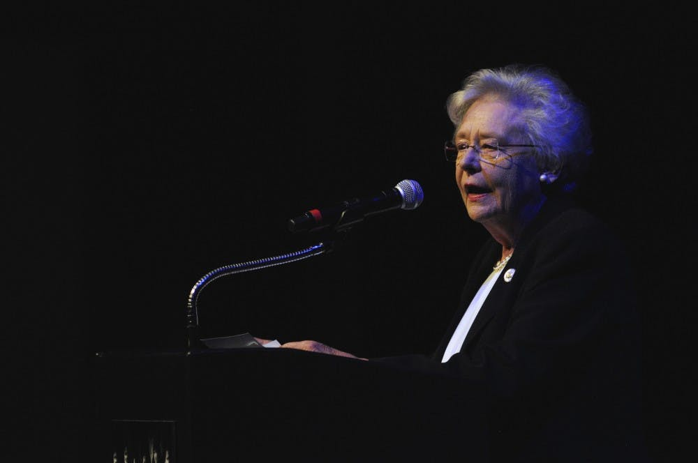 Gov. Kay Ivey issues stay-at-home order as Lee County nears 100 confirmed cases