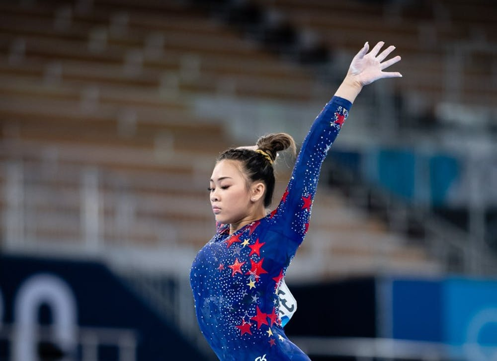 Sunisa Lee and Team USA win silver in team final