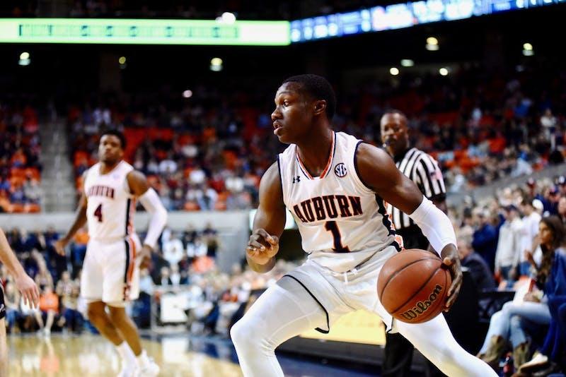 GALLERY: AU Men's Basketball vs. North Florida | 12.29.18