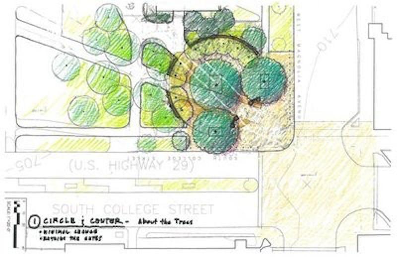 Toomer's Corner redevelopment plans
