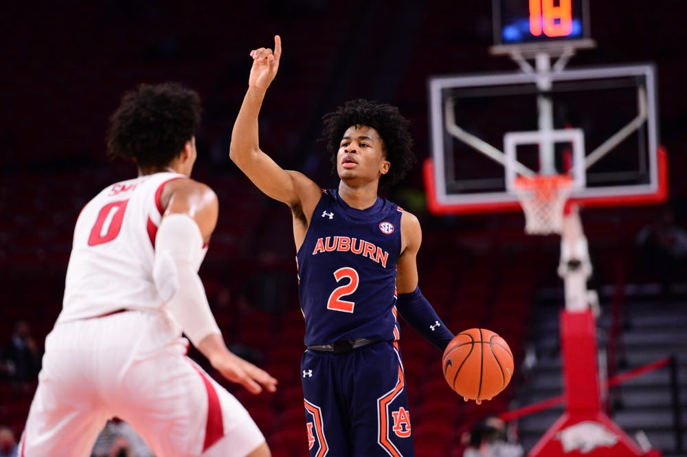 Auburn suffers 'disappointing loss' to Arkansas