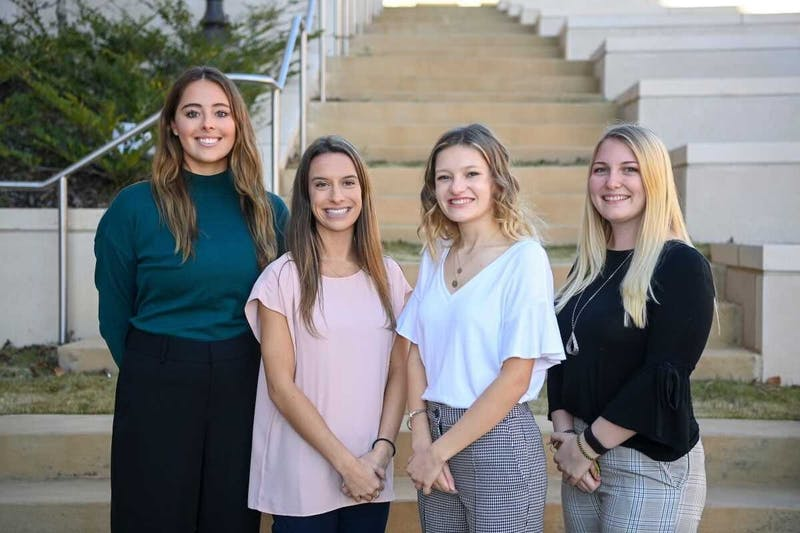 The College of Business offers a new student organization called Women in Technology.