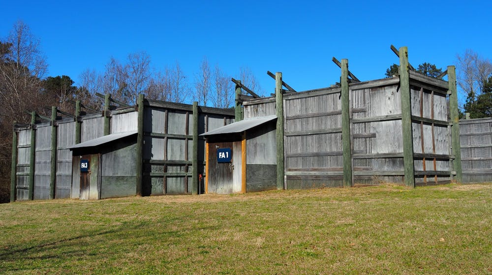 Southeastern Raptor Center campaigns for new aviaries