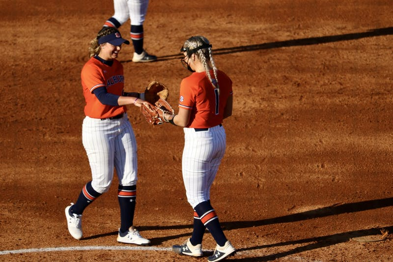 GALLERY: Auburn Softball vs. Alabama State | 2.15.20