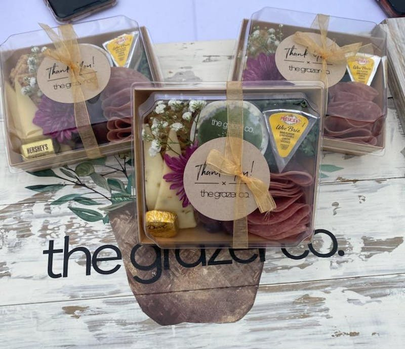 The Grazer Co was one of the many shops that opened it's doors for Midtown's event.