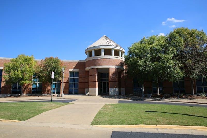 TheAuburn Public Library is located in Auburn, Ala.