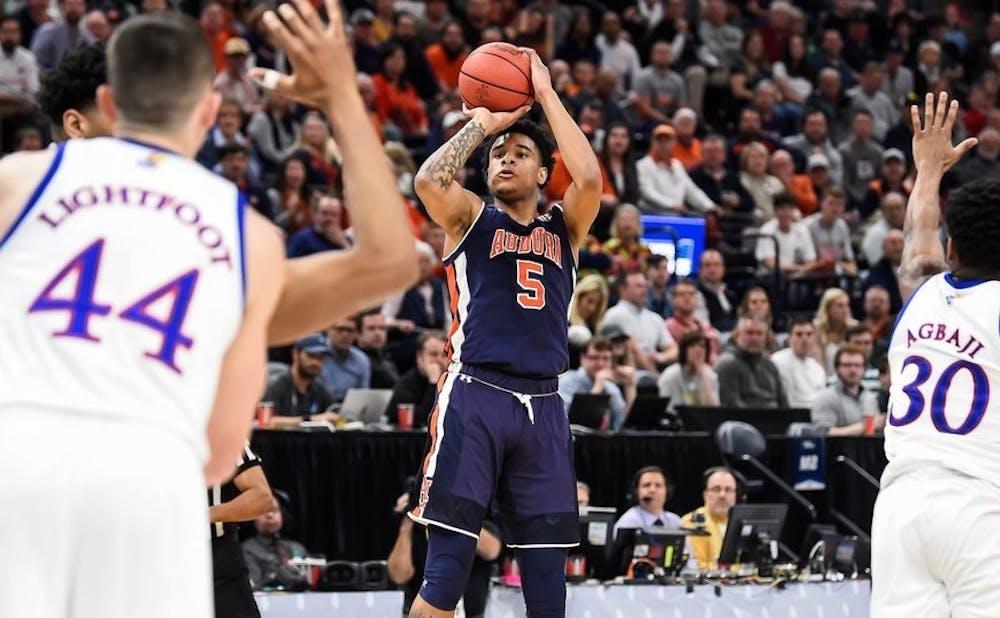 Auburn's Chuma Okeke enters name in NBA Draft