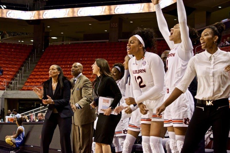 GALLERY: Auburn Women's Basketball vs. Southern University | 12.9.17