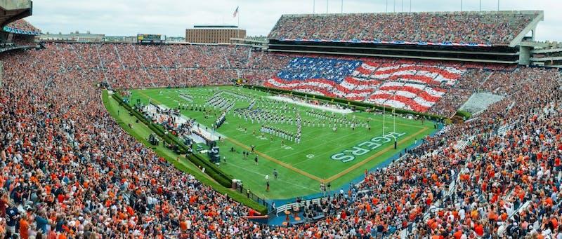 GALLERY: Auburn Football vs Ole Miss | 10.7.17