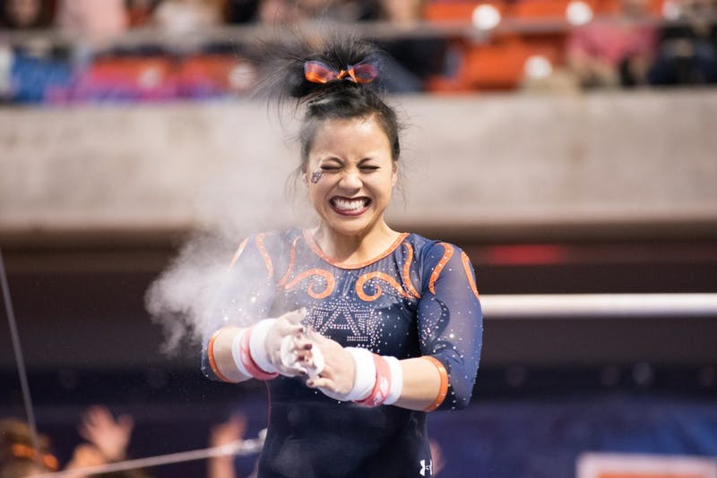 GALLERY: Auburn Gymnastics vs. Kentucky | 1.26.18