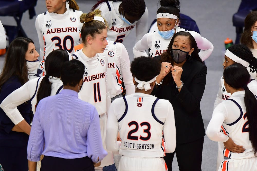 Women's basketball game postponed due to COVID issues within Auburn program