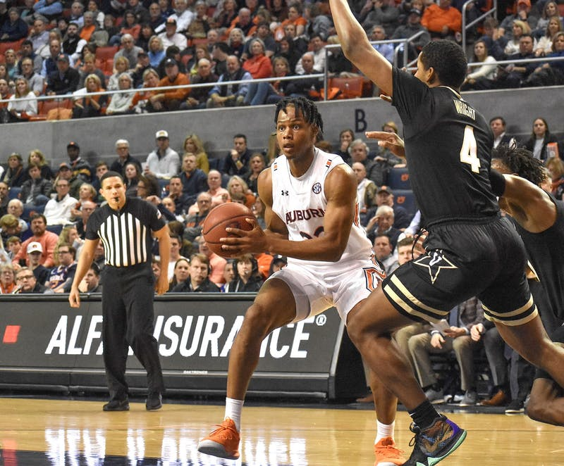 GALLERY: Auburn Men's Basketball vs Vanderbilt | 1.8.20