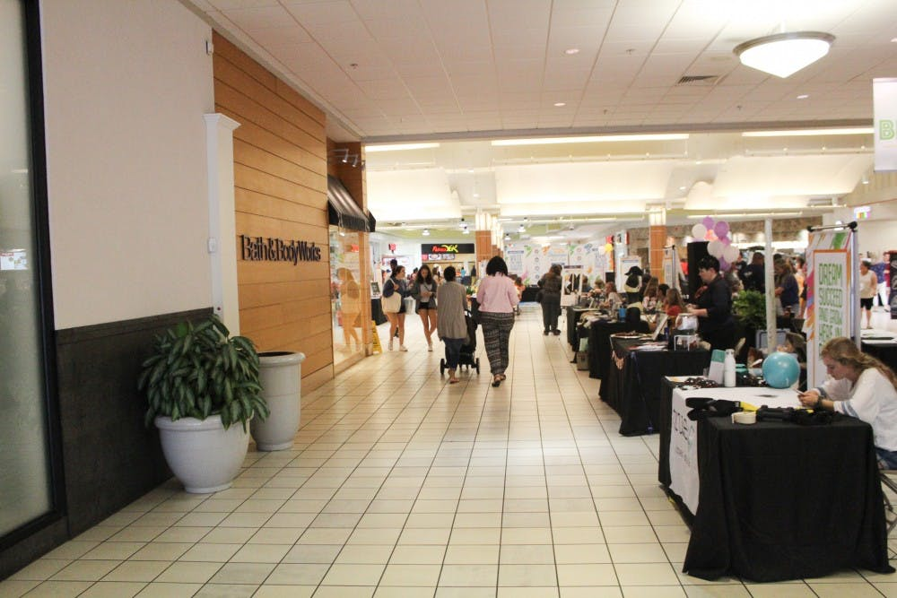 Local businesses given platform at Auburn Mall Summer Showcase