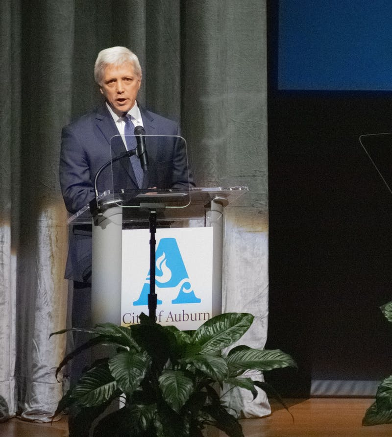 Mayor Ron Anders delivered his first annual State of the City Address in 2019.
