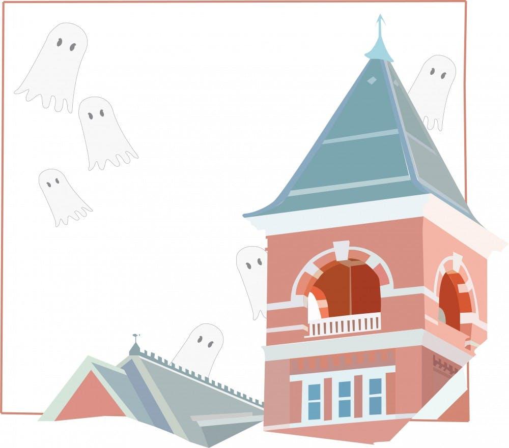 The spooky side of Auburn