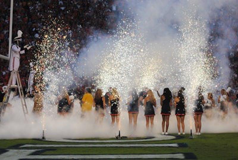 Football: Florida at Auburn