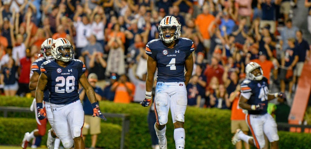 bc56ecae27e6c2 Electrifying special-teams plays  reboot  Auburn in first SEC win of 2018