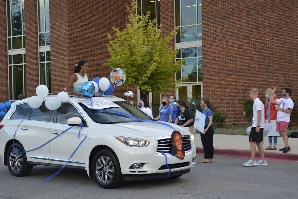 Auburn High School class of 2020 receives final farewell