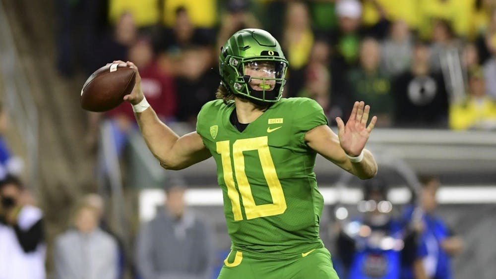 Behind Enemy Bylines: Previewing Oregon with the Daily Emerald