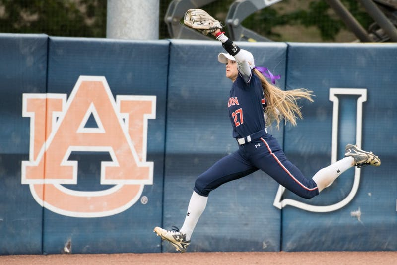 GALLERY: Auburn Softball vs. Arkansas | 4.21.18