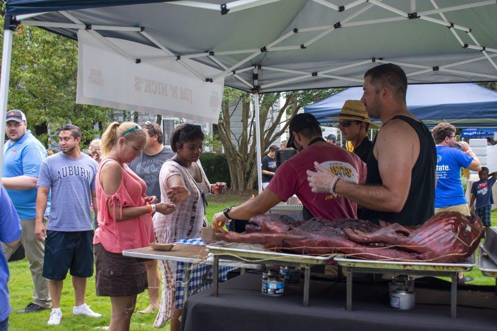 Greystone Mansion hosts second annual BBQ Fest